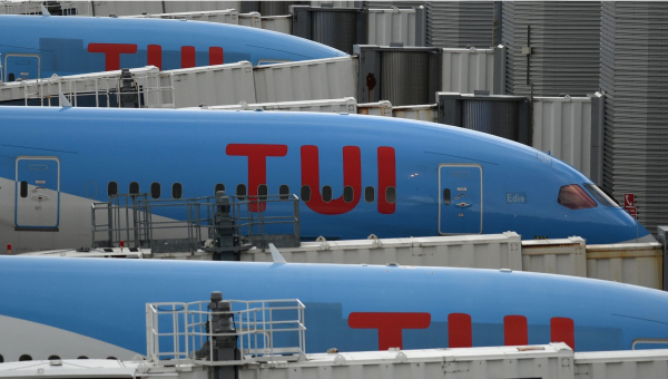 Coronavirus: Tui Group to cut 8,000 jobs due to pandemic impact